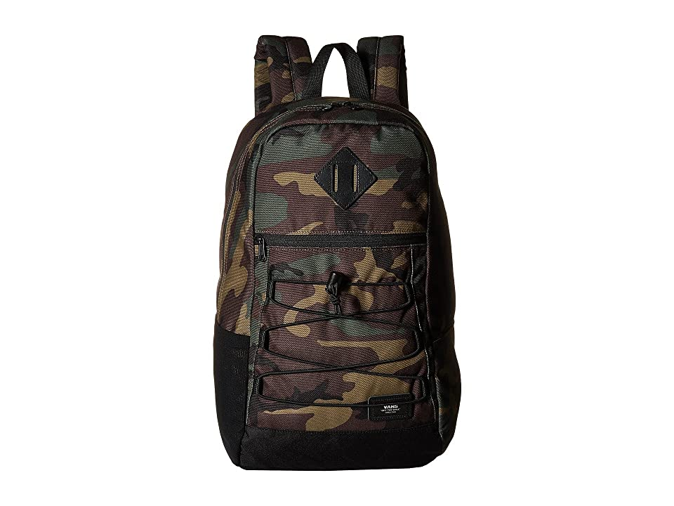 25c38f50cd Vans Snag Backpack (Classic Camo) Backpack Bags