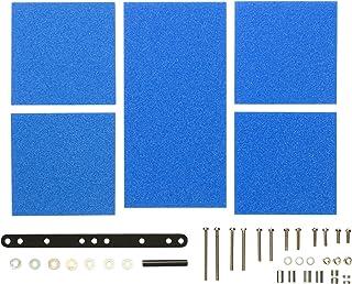 Tamiya 15512 GP.512 Break Sponge Set(Mild 1/2/3mm BLUE)(Japan Import)