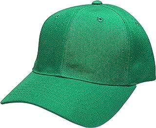 Unisex Solid Color Adjustable Trucker Baseball Cap Hat