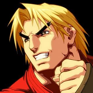 Ken Street Fighter USA