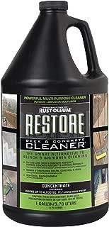RUST-OLEUM 51752 Restore Gallon Deck Cleaner