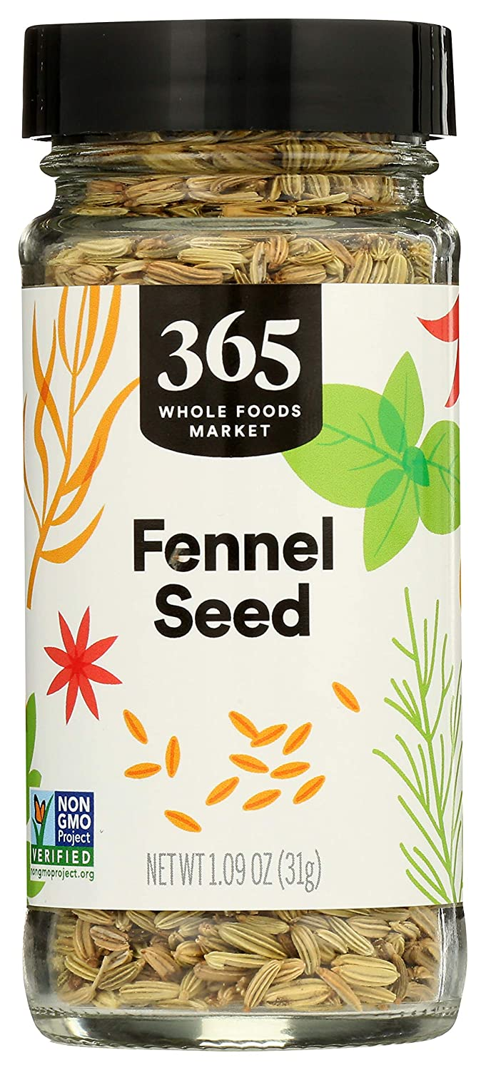 365 by Whole Foods Market Genuine Free Shipping Fennel Seed Ounce 1.09 Special Campaign