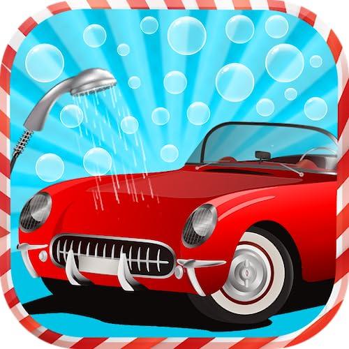 Amazing Car Washer Game