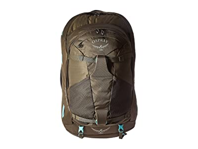 Osprey Fairview 55 (Misty Grey) Backpack Bags