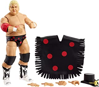 WWE Dusty Rhodes Elite Collection Series 83 Action Figure 6 in Posable Collectible Gift Fans Ages 8 Years Old and Up