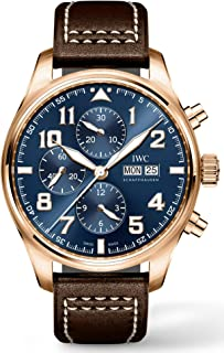 Limited Edition IWC Pilot's Watch Chronograph Rose Gold Le Petit Prince IW377721