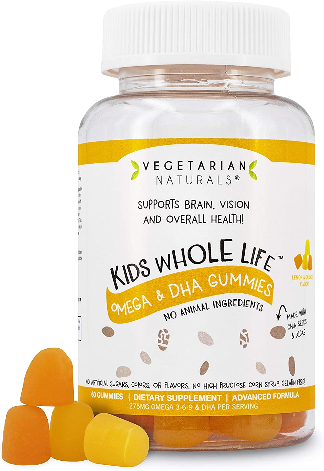 Vegetarian Naturals® Kids Whole Life™ DHA Sale special price Ve 3-6-9 Omega Challenge the lowest price of Japan