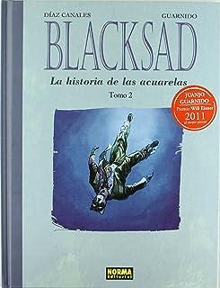 Blacksad 2 - La Historia De Las Acuarelas [Lingua spagnola]