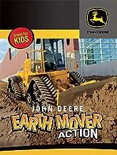 John Deere Earth Mover Action