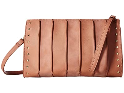 SOLE / SOCIETY Elyhn Crossbody (Blush Combo) Clutch Handbags
