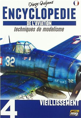 ventas en línea de venta AMMO MIG-6073 - - - Enciclopedia de técnicas de Modelado de avión, Vol.4  minorista de fitness