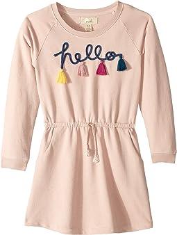Hello Dress (Toddler/Little Kids/Big Kids)