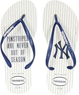 Slim MLB Flip-Flops