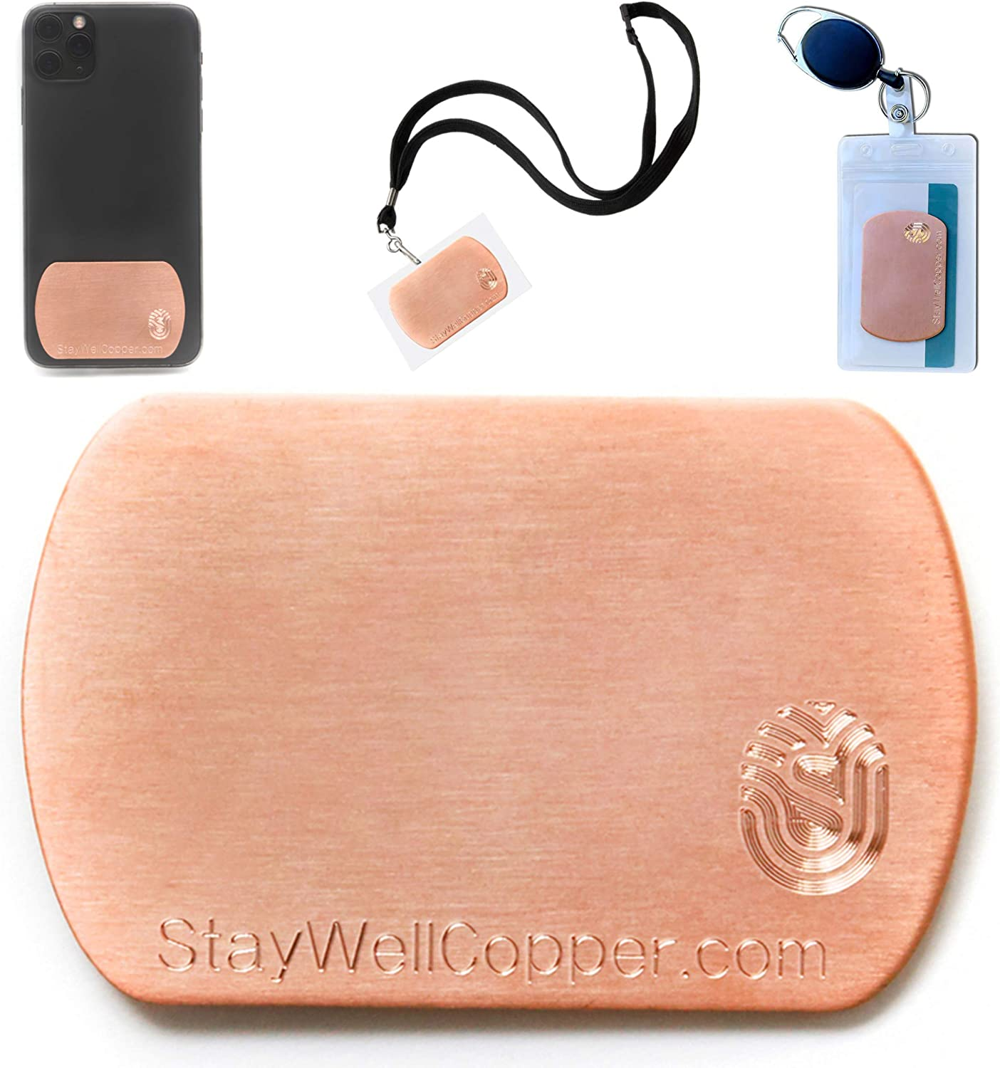 Pure Copper Phone Patch Plat to Attach – All New mail order items in the store