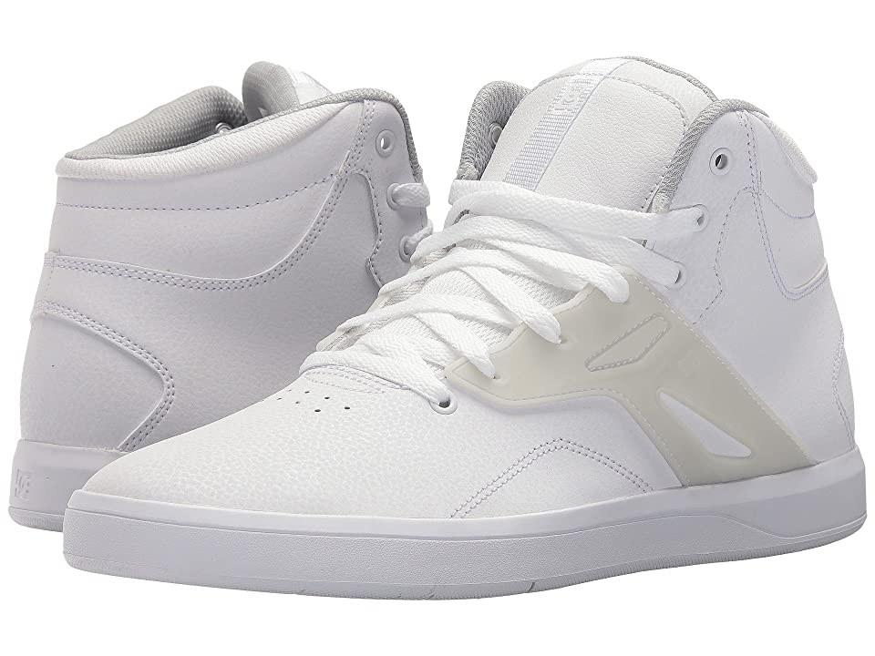 DC Frequency High (White) Men