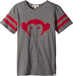 Appaman Kids - Extra Soft Appaman Logo Sandlot Jersey Tee (Toddler/Little Kids/Big Kids)
