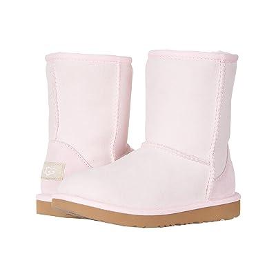UGG Kids Classic II (Little Kid/Big Kid) (Seashell Pink) Girls Shoes