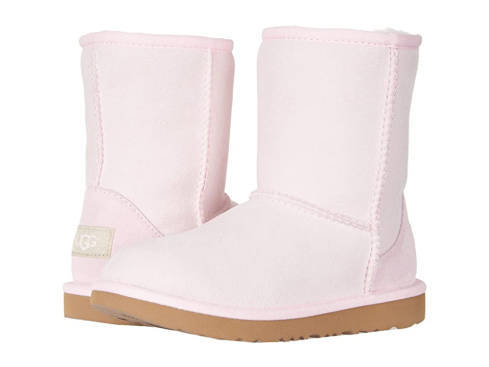 UGG Kids Classic II (Little Kid/Big Kid) (Seashell Pink) Girls Shoes