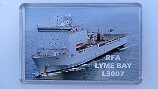RFA LYME Bay L3007 - Imán para nevera (acrílico)
