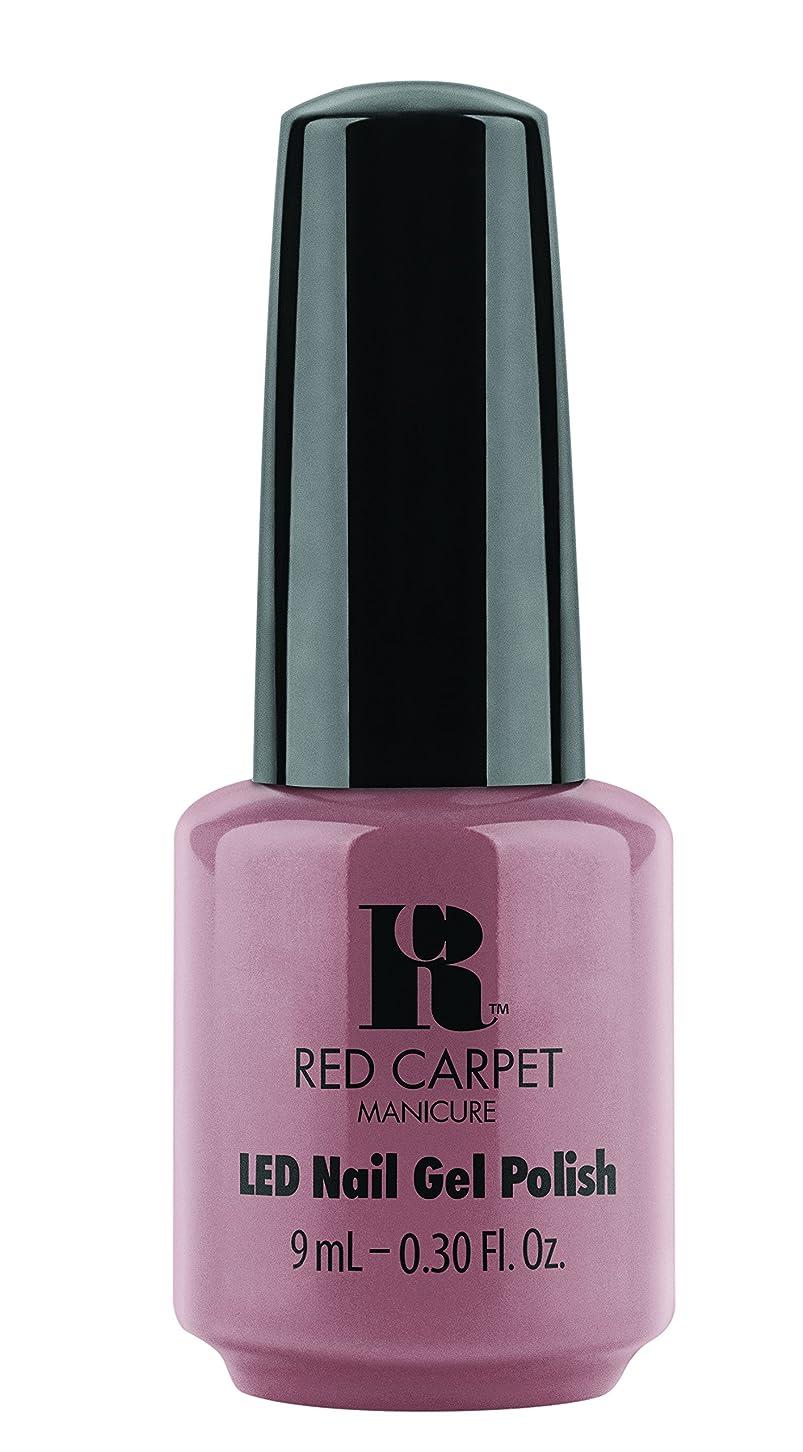 落胆したジョガー波Red Carpet Manicure - LED Nail Gel Polish - Call My Agent - 0.3oz/9ml