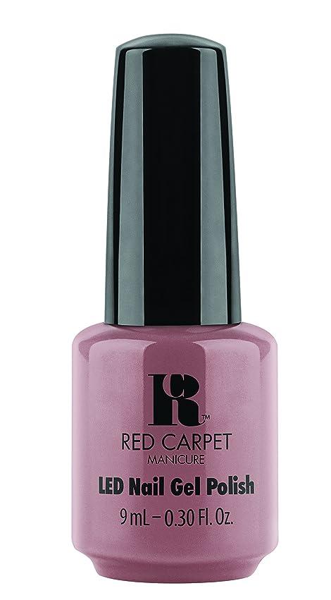 強盗可能性行き当たりばったりRed Carpet Manicure - LED Nail Gel Polish - Call My Agent - 0.3oz/9ml