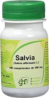Ghf Complemento Alimenticio con Salvia - 100 Comprimidos