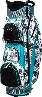 Women's Golf Bag Glove It Ladies 14 Way Golf Carry Bag Golf Cart Bags for Women Womens Lightweight Golf Travel Case Easy Lift Handle