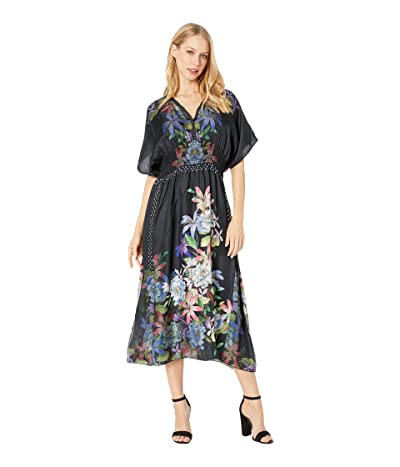 Johnny Was Kelly Dress (Slip) (Multi) Women
