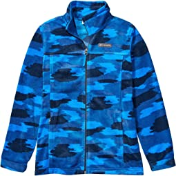 Super Blue Brushed Camo