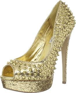 Best gold spike heels Reviews