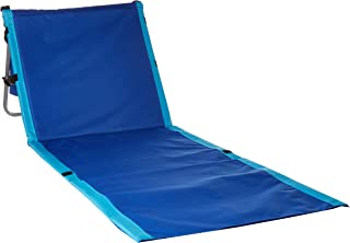 Trademark Innovations Portable Folding Beach Chair Lounge Mat