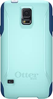 OtterBox Commuter Series Case for Samsung Galaxy S5 - Non-Retail Packaging - Deep Water/Aqua Blue