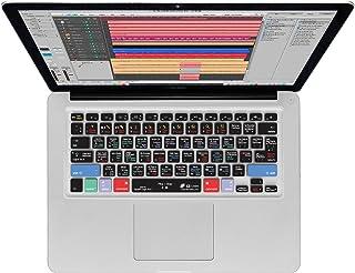 KB Covers Logic Pro X Keyboard Cover - Funda para Teclado, Transparente