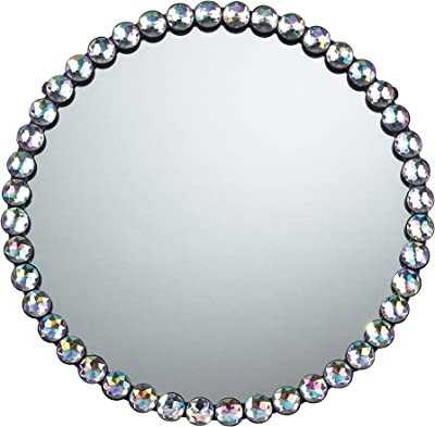 Sterling 51-10018 Acrylic Glass Auburn Kids Mirror, 16-Inch, Clear
