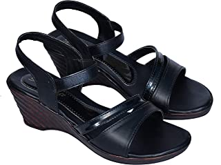 Veerly fashion women and girls casual and block heels size(36) euro