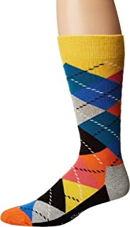 Colorful Premium Cotton Classic Themed Socks for Men and Women