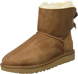 UGG Mini Bailey Bow II, Classic Boot Mujer