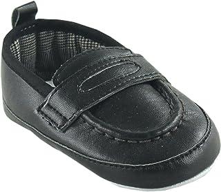 Luvable Friends 男童一脚蹬鞋婴儿乐福鞋船鞋
