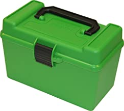 product image for MTM H50-RL Deluxe 50-Round Rifle Ammo Case Box 30-06 270 Win 25-06