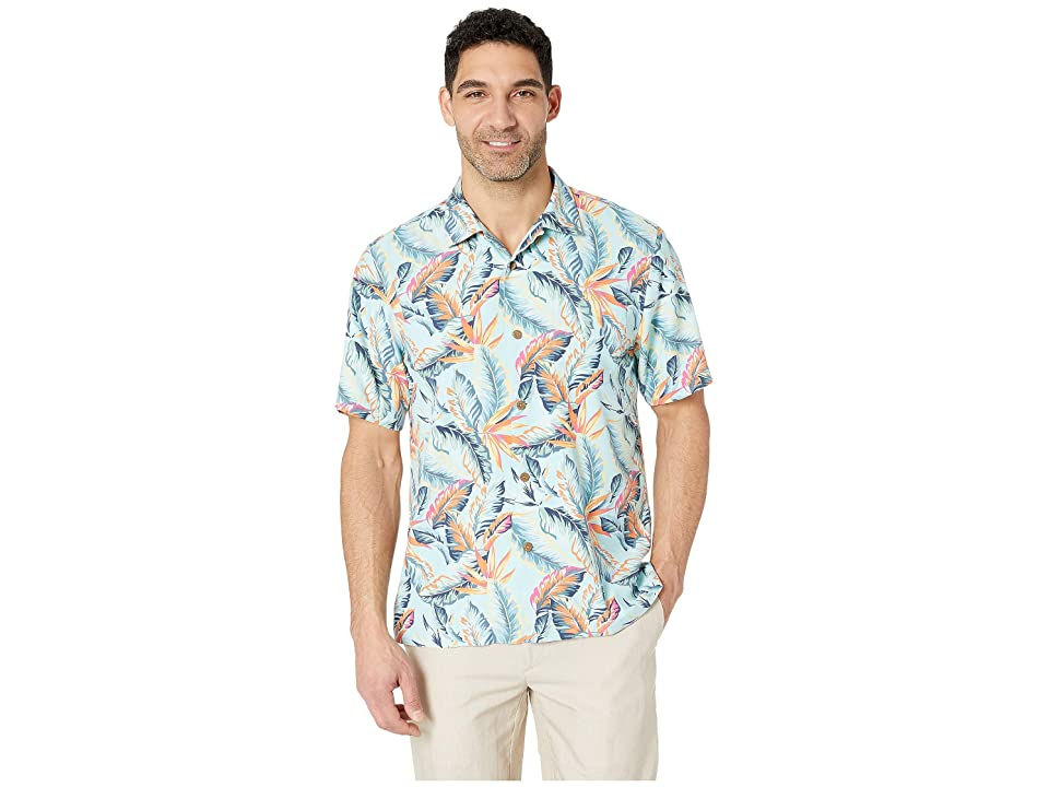 Tommy Bahama - Tommy Bahama Break Wave Fronds Hawaiian Camp Shirt