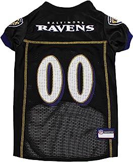 (xs) - Pets First NFL Baltimore Ravens Pet Jersey