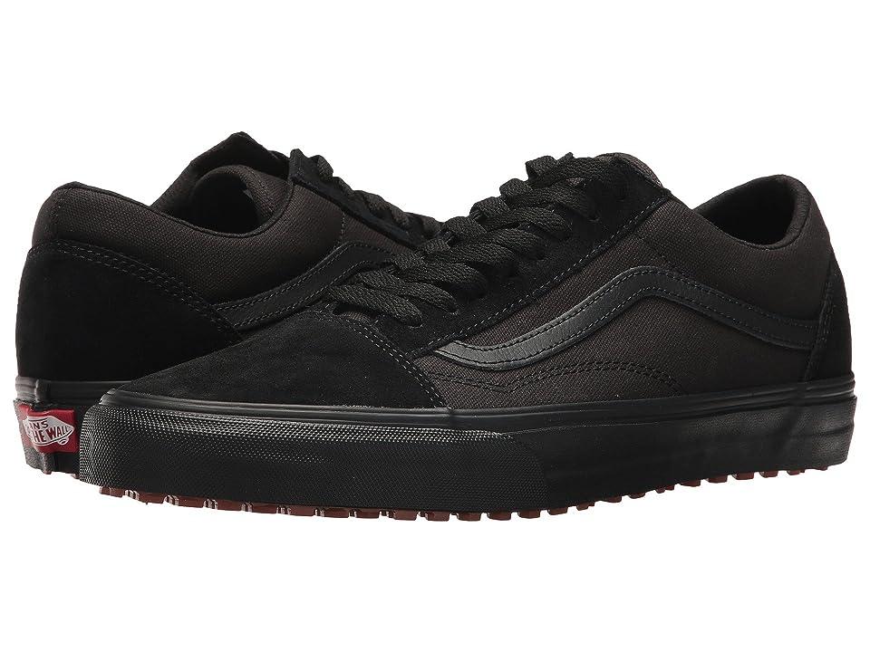 d31952c1ff9 Vans Old Skool UC X Made for Makers Collection (Black Black) Skate Shoes