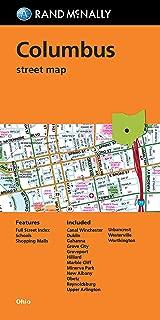 Rand McNally Folded Map: Columbus Street Map