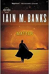 Matter (A Culture Novel Book 7) Kindle Edition