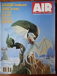 Airbrush Action Magazine - November/December 1992 (Volume 8, Number 4)
