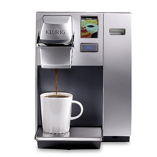 keurig coffee maker water line hook up