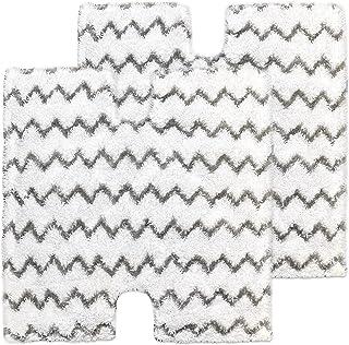 PUUUCI 2 almohadillas de repuesto lavables de microfibra a vapor para trapeador de vapor Shark Lift-Away y Genius S3973 S3...