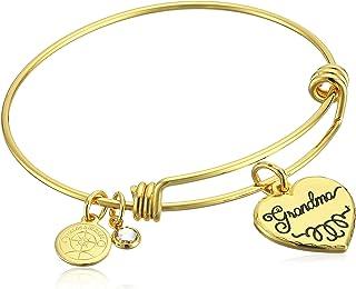 "Halos & Glories, ""Grandma"" Bangle Bracelet"