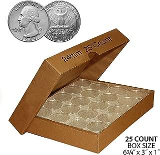 Best 25mm coin case Reviews