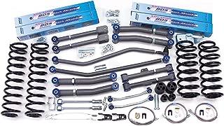 BDS 420H 97-02 TJ 3/3 Ultimate Spring Suspension Kit